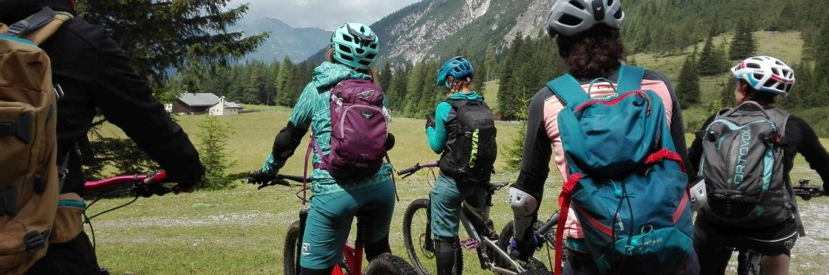 Bike Ladies Days - Bike Camps für Frauen