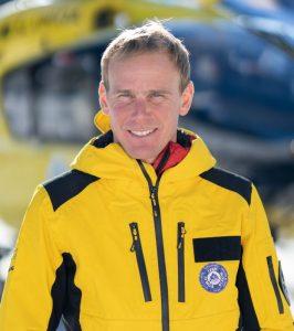 Florian Wechselberger, Bergführer